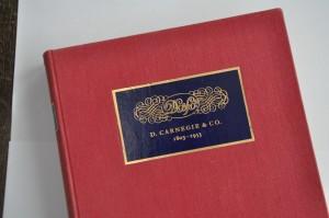 1. Carnegie bok