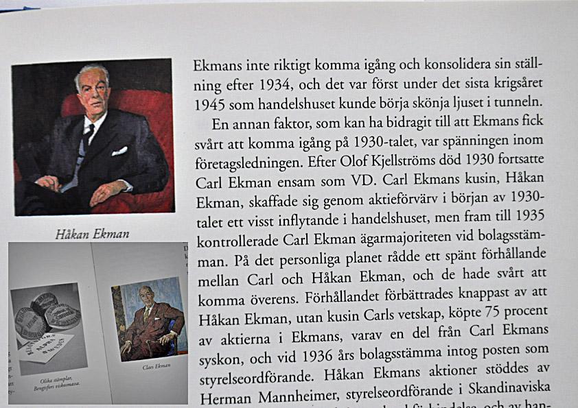 Håkan och Claes Ekman